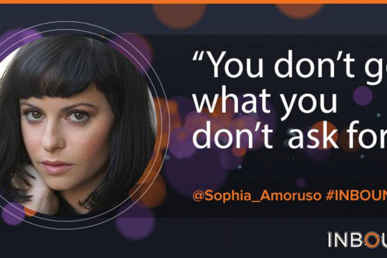 Sophia Amoruso's Best Quotes from Inbound 2015