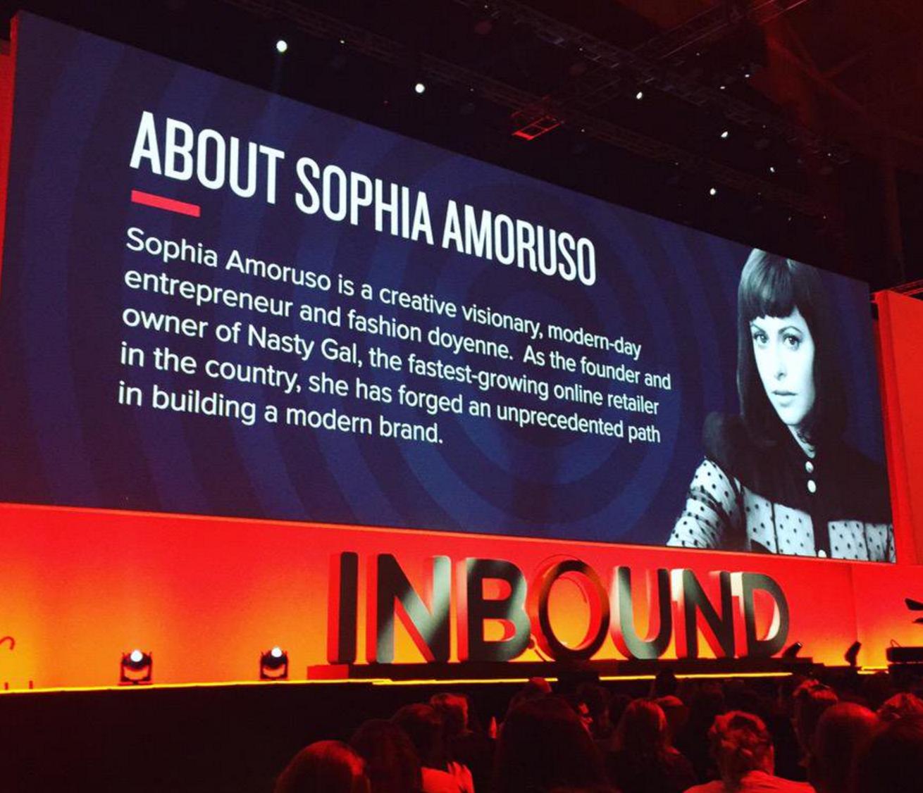 Sophia Amoruso #GIRLBOSS   Coule Company